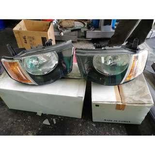 Mitsubishi Triton Headlamp