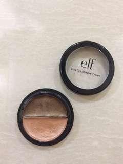 Elf Duo Eyeshadow Cream (color butter pecan)
