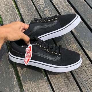VANS Oldskool Pro Skate Black