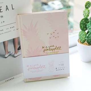 Pineapple Series Note Book [Pre-order]