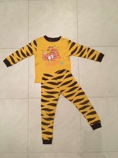 Tigger pyjamas for kids