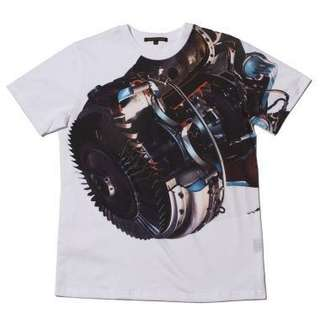 Christopher Kane Engine T-Shirt (NWT)