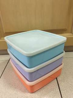 Tupperware Sandwich Container
