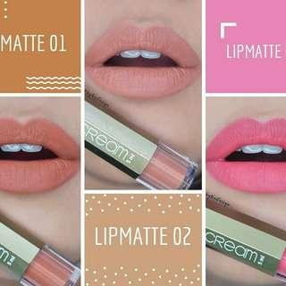 Lip matte