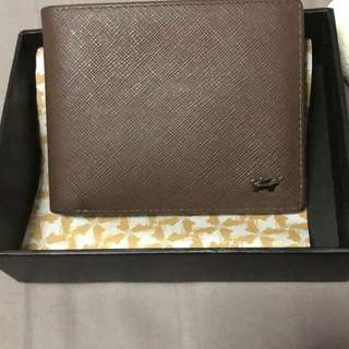 Braun Buffel Brown Men's Wallet