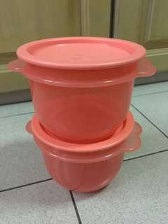 Tupperware containers 750
