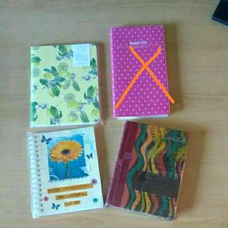 Small Lined Notebook