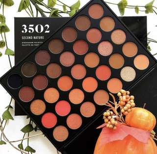 [Authentic] MORPHE 35O2 Second Nature Eyeshadow Palette