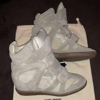 (ON HOLD)ISABEL MARANT sneakers