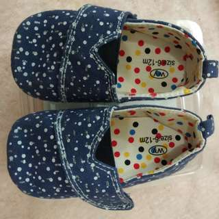 Wonder Years Infant Shoes