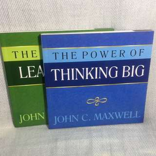 🚨John Maxwell books