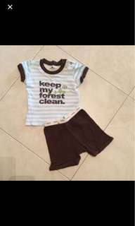 Baby Gap set clothes for boys