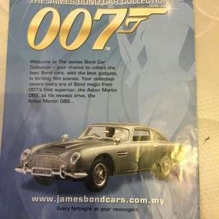 James Bond 007 Magazine ( published 1999 )