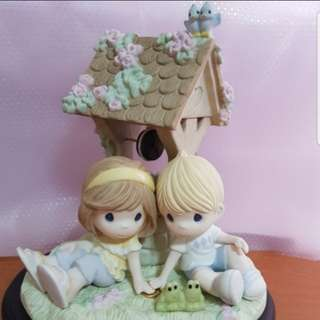 Precious Moments SIGNED Limited Edition Figurine #38