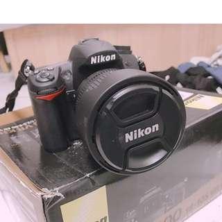 Nikon D7000 DX AF-S 18-105mm 相機