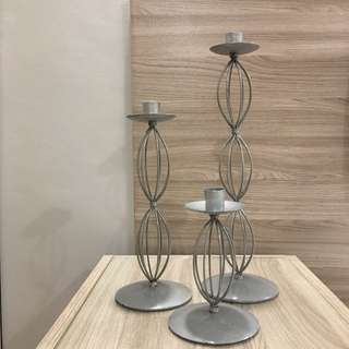 Ikea candle holder (set of 3)