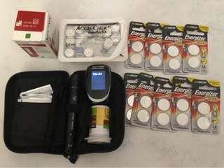 Accu check essential for diabetics