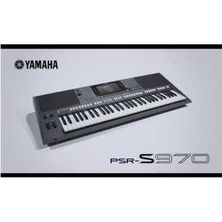 ✨全新公司貨✨YAMAHA PSR-S970 電子琴 (S950 進階款)