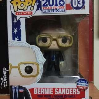 Funko Pop Bernie Sanders