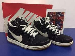 Nike Dunk CMFT Black & White