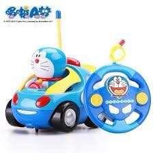 ✨全新現貨✨哆啦A夢 小叮噹 兒童無線聲光遙控車 玩具車