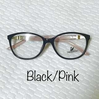 Swarovski Eyeglasses Replaceable lens COD