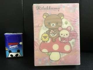 鬆弛熊 4R相簿