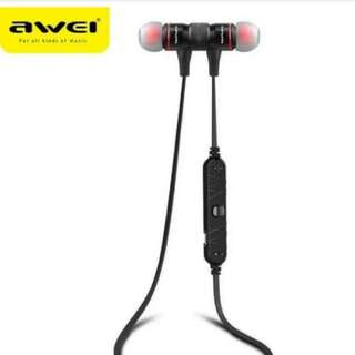 Awei a920bl earphones low price for value. Brand new.