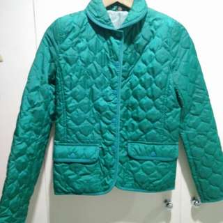 Quilted Uniqlo Jacket