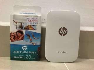 HP SPROCKET INSTANT PRINT