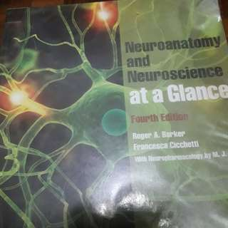 Neuroanatomy for psych and med students