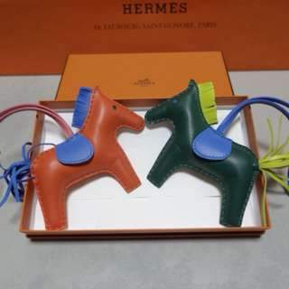 Hermes Rodeo MM size, Full set with copy receipt