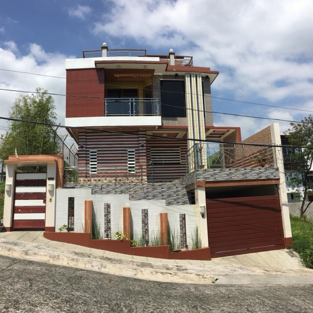 5 Bedrooms House and Lot for Sale in Antipolo near Jollibee Cogeo   Fully Furnished and Ready to Move in Home