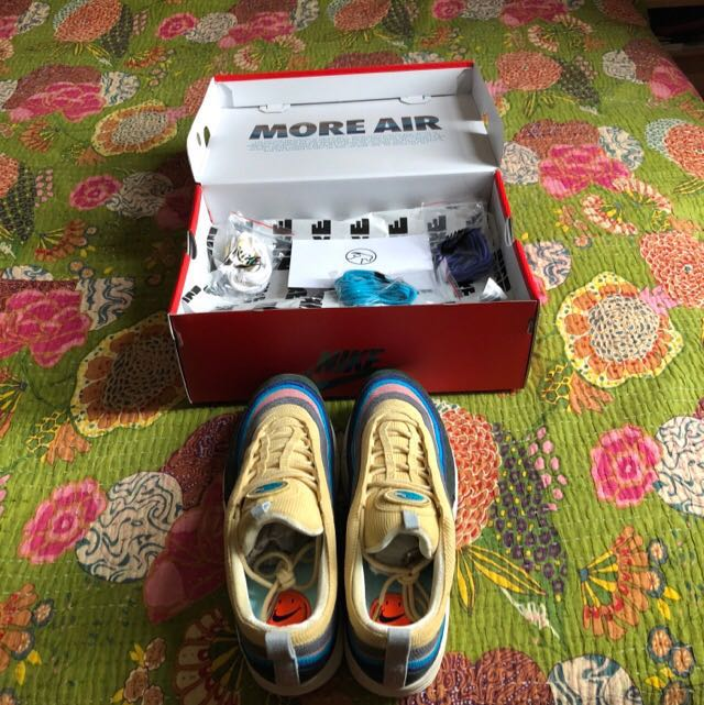 differently 2ecd1 9ff0b 670  Size 9.5 Air Max 1 97 VF SW Sean Wotherspoon, Men s Fashion ...