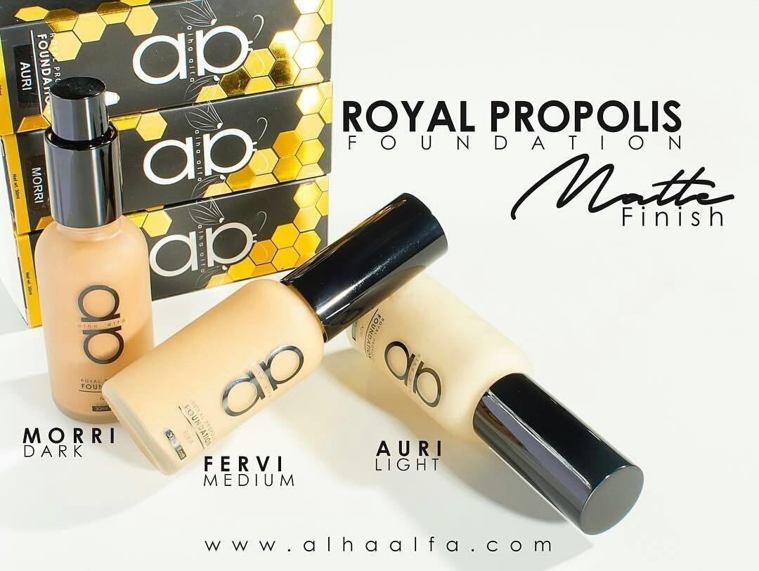 Alha Alfa Foundation Cosmetics Kosmetik Kl Health Beauty Toys Makeup On Carousell