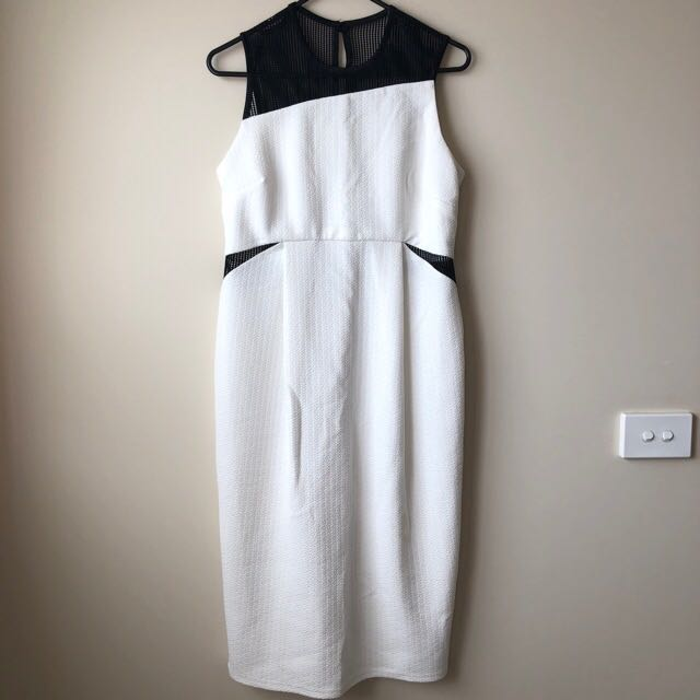 ASOS Maternity Monochrome Dress