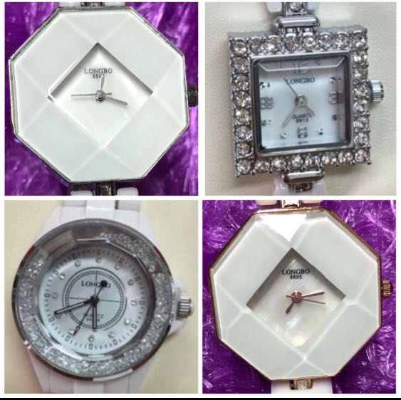 Authentic Ceramic Caite Longbo Watch