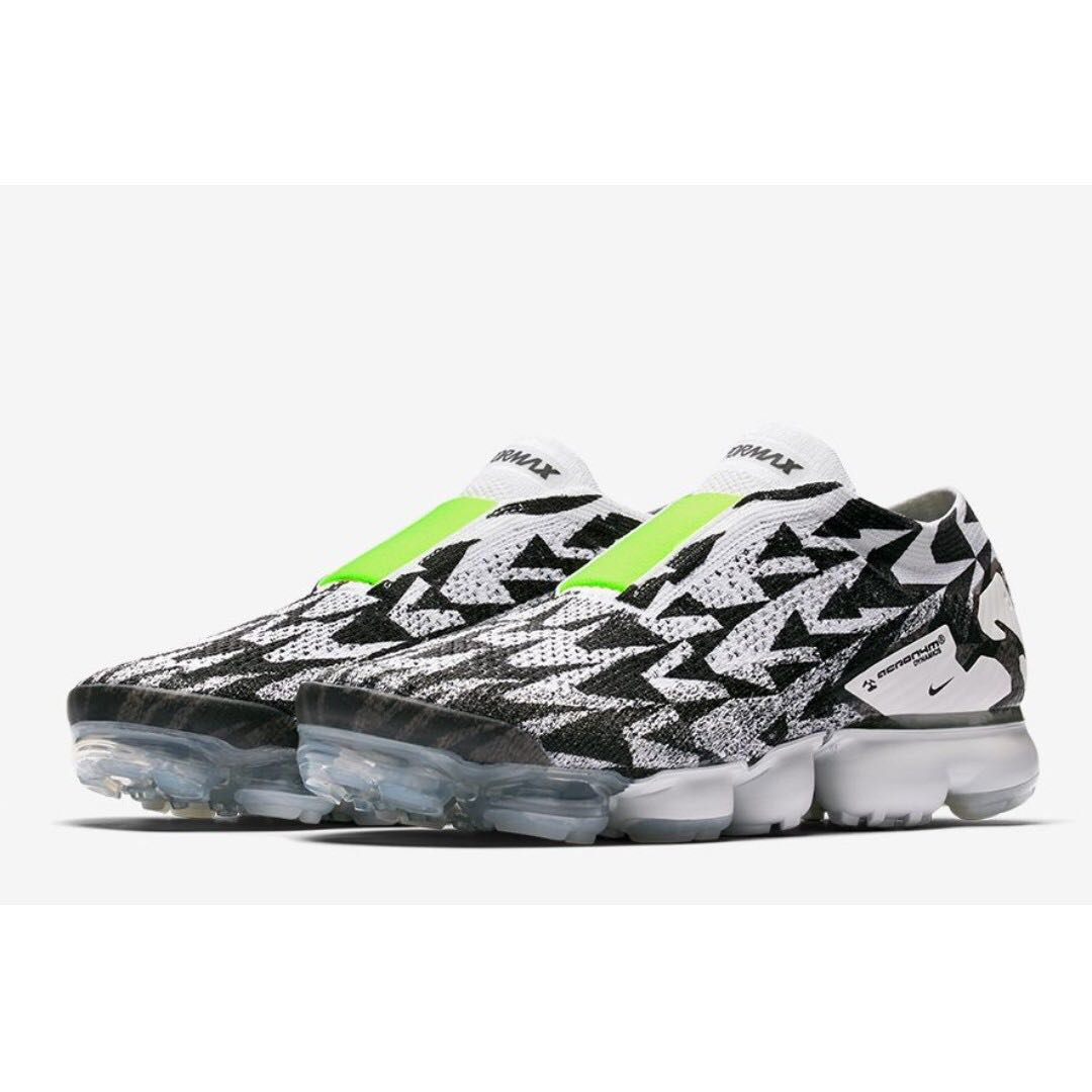 cfd7c26d944 Authentic NIKE AIR VAPORMAX FLYKNIT MOC 2  ACRONYM