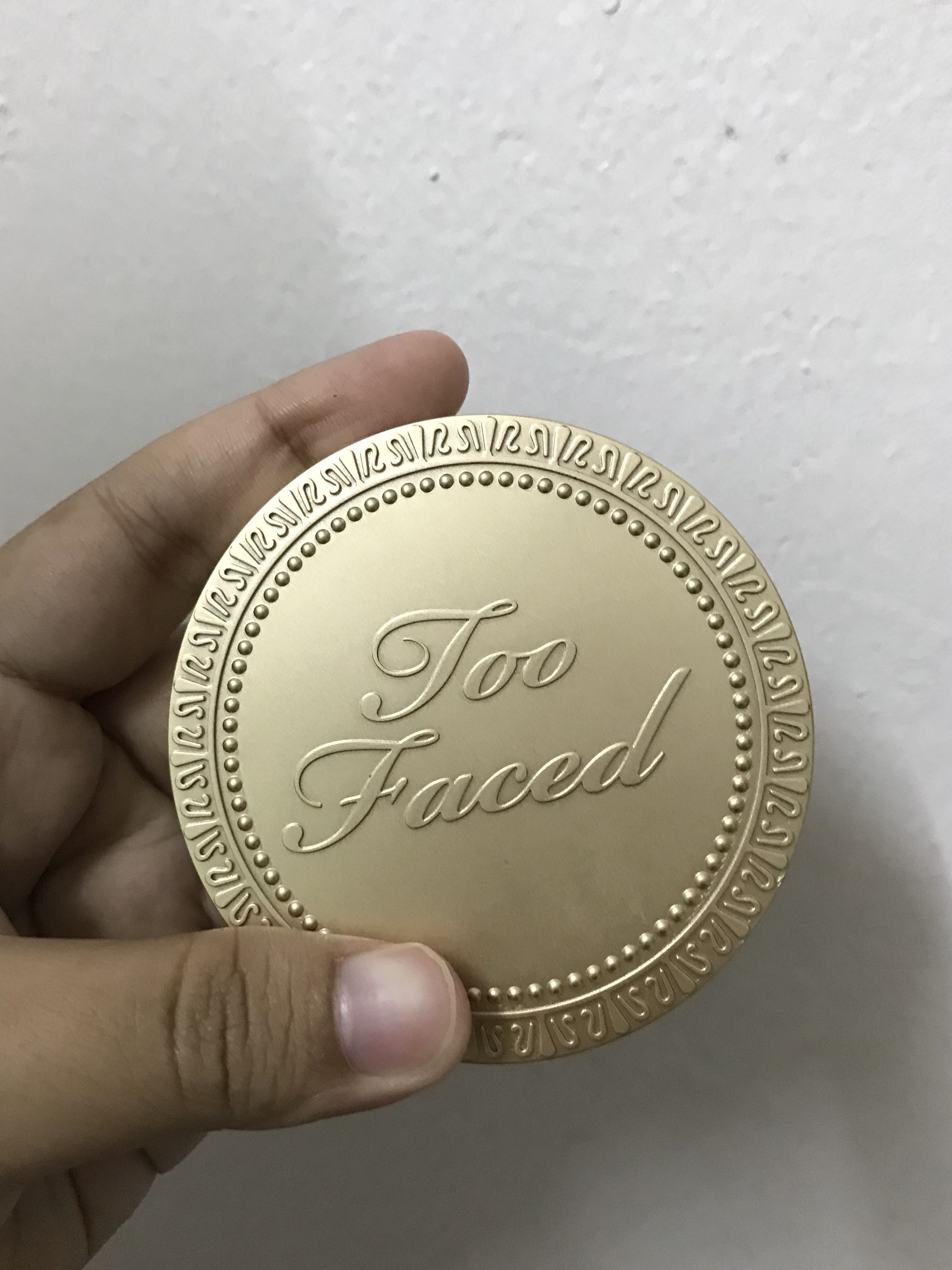 Authentic Too Faced Chocolate Soleil Bronzer