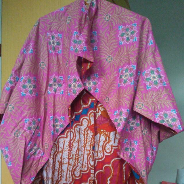 Batwing Batik - Bulak Balik
