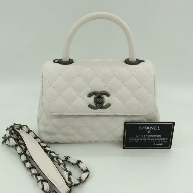 Chanel Mini Coco Kelly