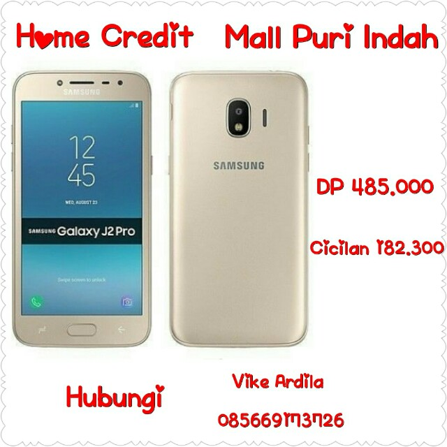 Cicilan HP Samsung J2 Pro Mobile Phones Tablets Android On Carousell