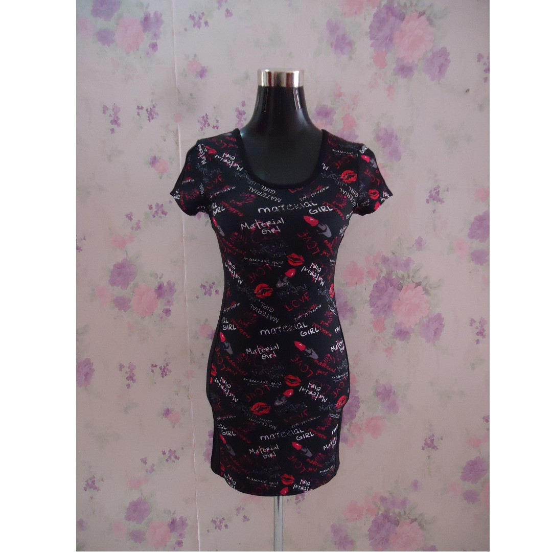 (Clearance Offer) Material Girl Dress