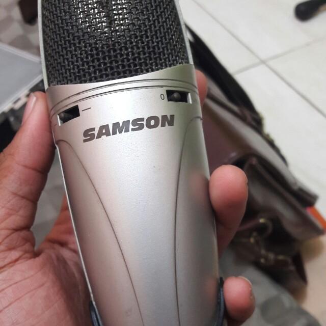 Condensor Samson CL7