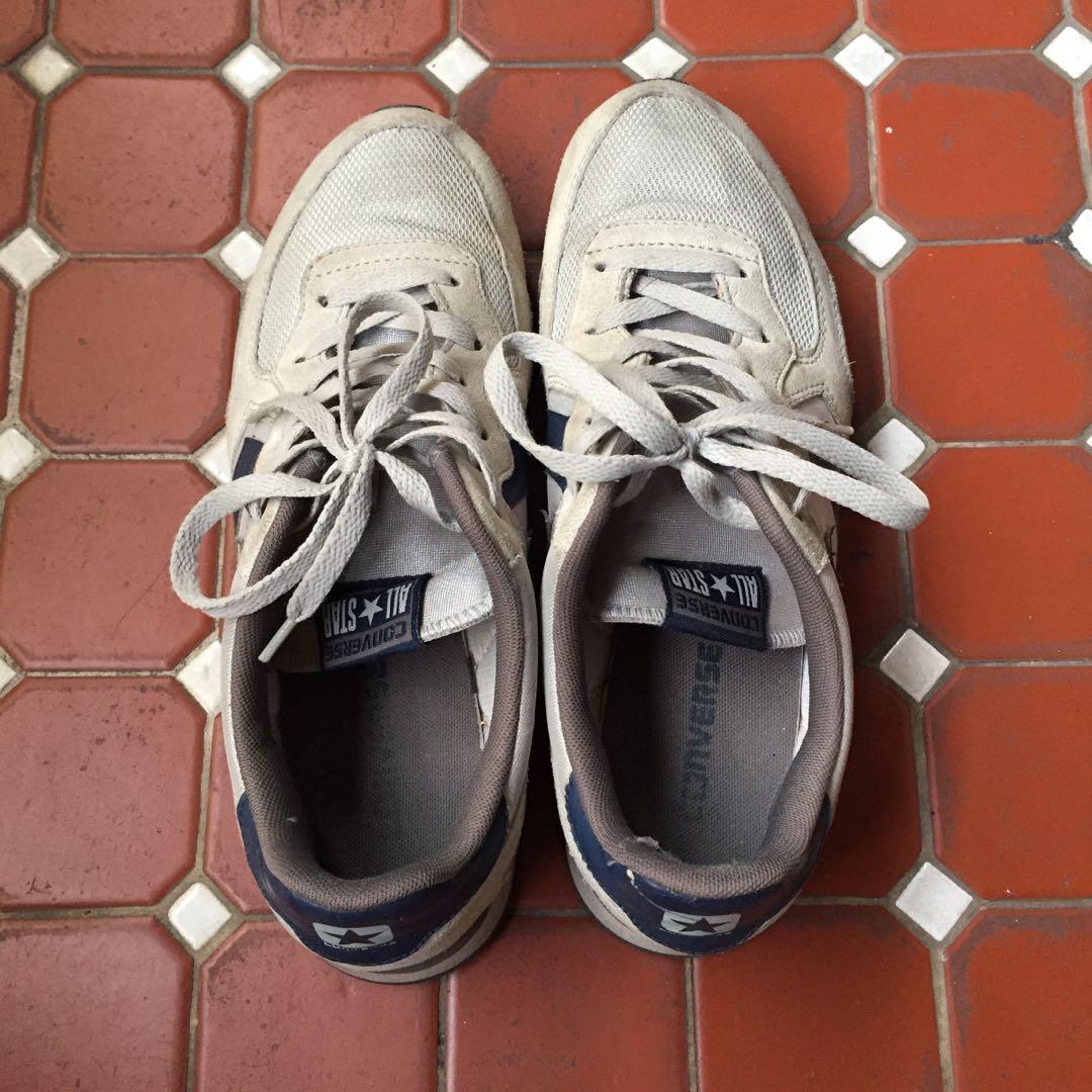 Converse 復古慢跑鞋