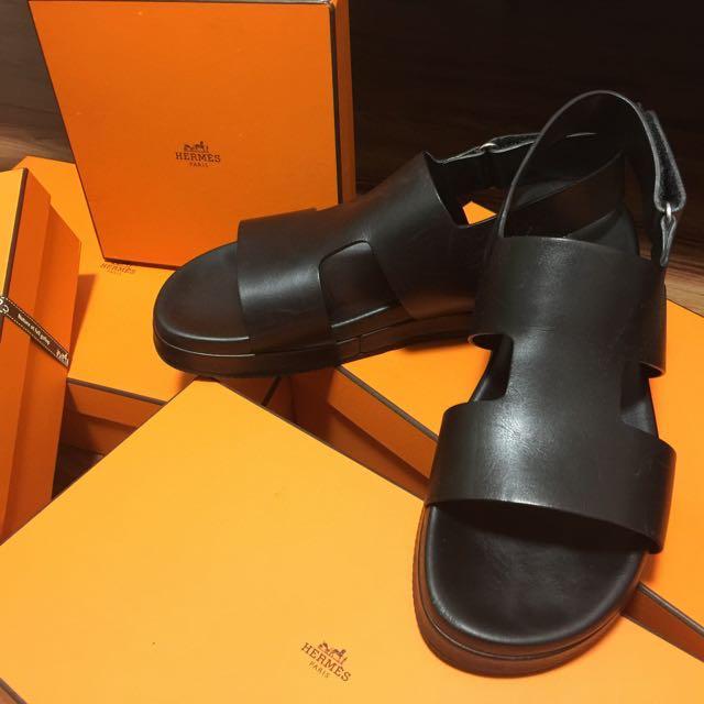73e552a27e14 Hermes Men Sandals Flip-Flops