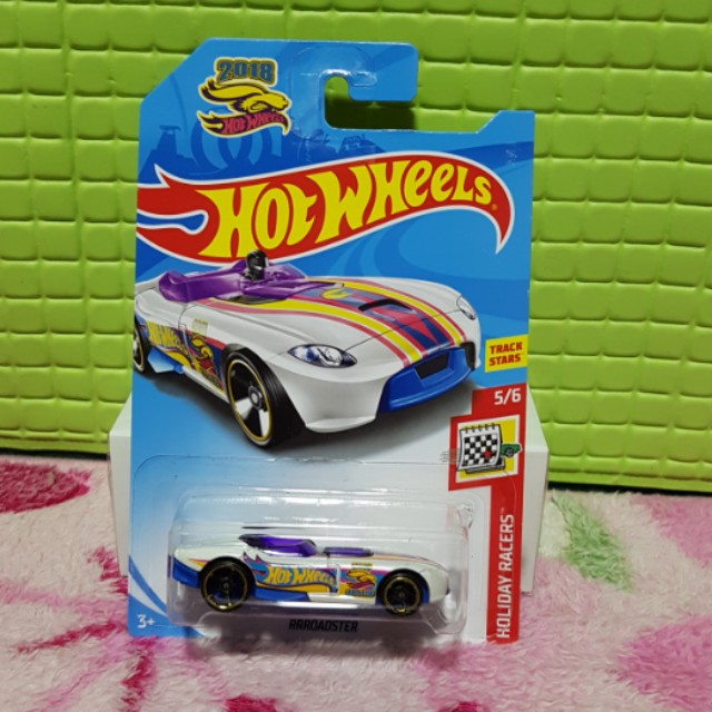 Hot Wheels 2018 TH RRRoadster
