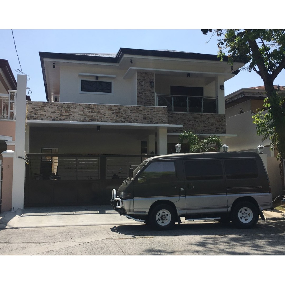 House and Lot for Sale in Cainta near Marcos Hway and Sta Lucia