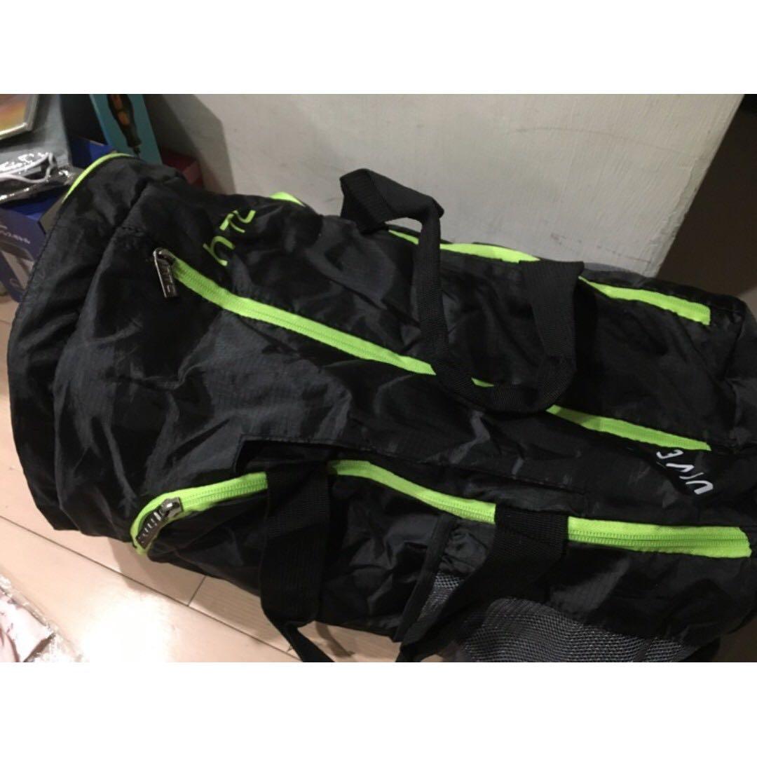 【陽陽小舖】《股東會紀念品》HTC 宏達電 VIVE 折疊式手提背包