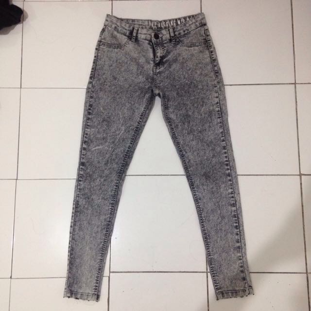 JEGGING MID RISE